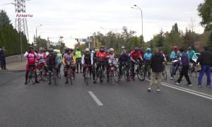 Qazaqstan 30: в Алматы состоялась велогонка Tour of Kazakhstan - 2021