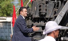«Алматы» телеарнасынан «Қызыл жебе» телехикаясы көрерменге жол тартты