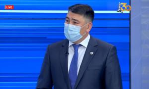 Руководитель Управления спорта Алматы ответил на вопросы горожан