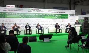 Крупнейшая транспортная выставка Translogistica Kazakhstan открылась в Алматы