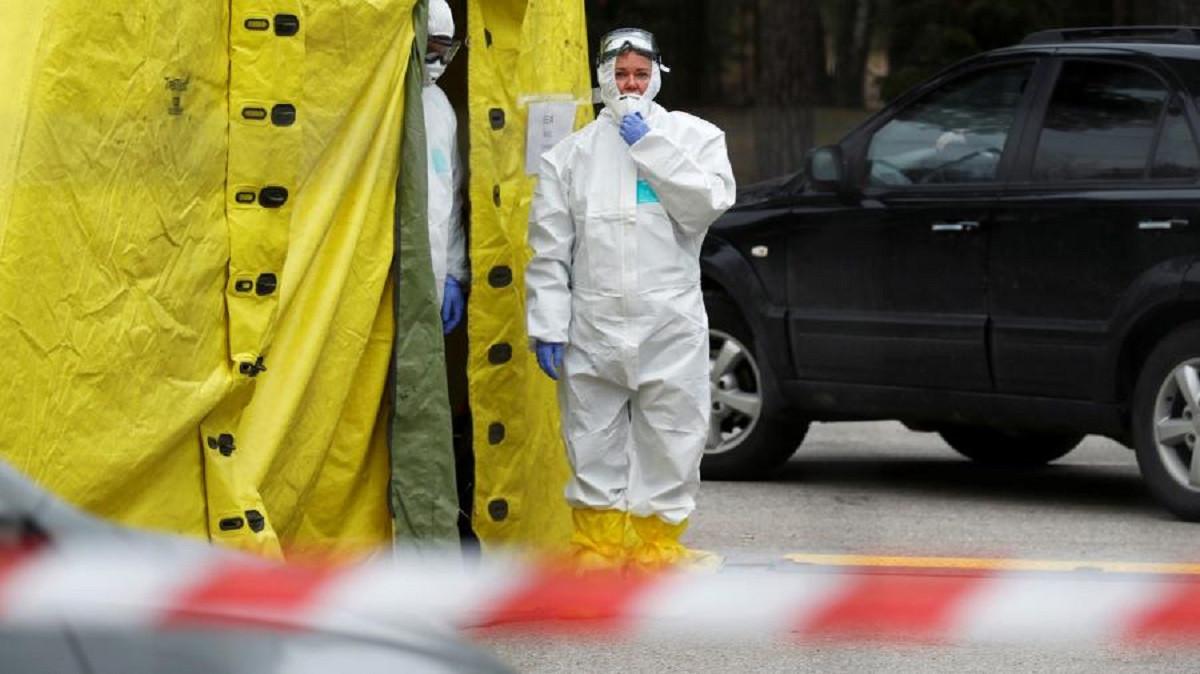 Опасность рядом: в Латвии ввели режим ЧС из-за коронавируса