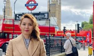 Лондонда отандасымыз қазақ тілі сыныбын ашты