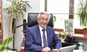 Легендарному врачу Торегельды Шарманову исполнился 91 год