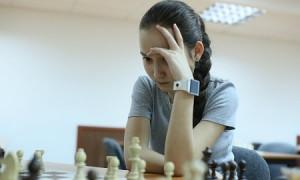 Жансая Абдумалик принесла победу своему клубу в крупном турнире по шахматам