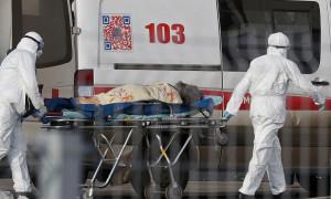 Рекордная смертность, локдаун и переполненные больницы: COVID-19 штурмует Россию