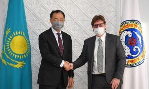 Алматыда De Montfort University Kazakhstan халықаралық университеті ашылды