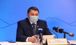 Ж. Бекшин: Алматинцам нужно соблюдать санитарные меры, несмотря на снижение уровня заболеваемости коронавирусом