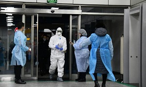 В Алматы усилили контроль за прибывающими из стран Европы и России