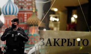 COVID-19 в России: в Москве объявлен локдаун с 28 октября