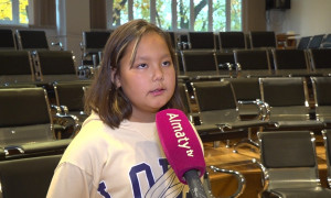 Амина Арыстанбек заняла II место на престижном фестивале Sanremo Junior-2021 в Италии
