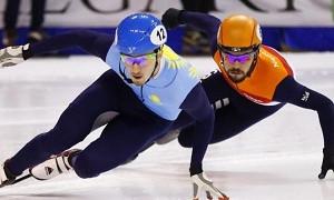 Ещё одна: Денис Никиша принес Казахстану бронзовую медаль этапа Кубка мира в Пекине