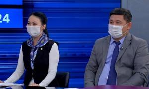 Айжан Бекеева и Кайрат Туримбетов ответят на вопросы горожан