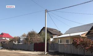 Свет, дороги, инженерные сети: вопросы жителей Алатауского района на особом контроле