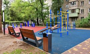 Строительству дорог и развитию общественных пространств в Алматы уделяется особое внимание