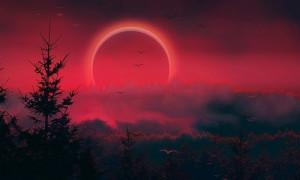 Черное Солнце и кровавая Луна: что сулит коридор затмений в конце 2021 года