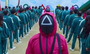 """Хэллоуин без """"Игры в кальмара"""": американским школьникам запретили надевать костюмы героев сериала"""