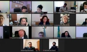 Е. Бабақұмаров барлық мектеп психологтарының біліктілігін арттыру жұмысын жеделдетуді тапсырды